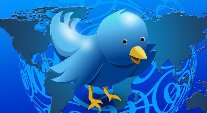 Loop Capital Downgrades Twitter To Sell, Meaningful Premium Unlikely