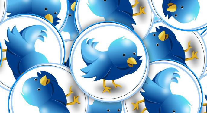 Morgan Stanley Not Encouraged By Twitter's Growth, Lowers Target To $16