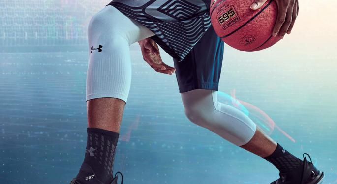 Under Armour: The Comeback No One's Talking About