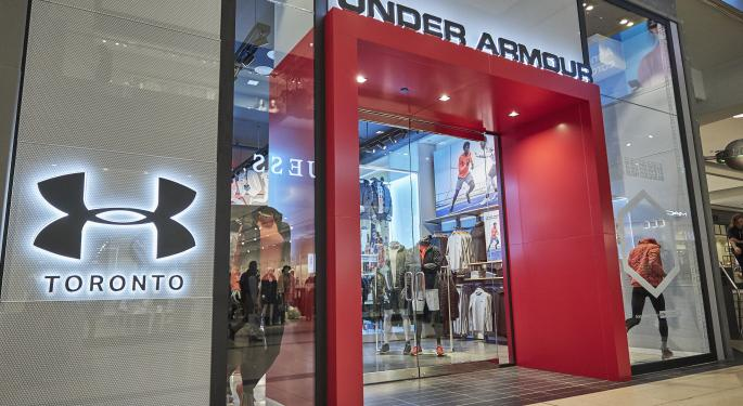 'Significant Risk': Under Armour Analysts On Federal Investigation Of Apparel Company's Accounting