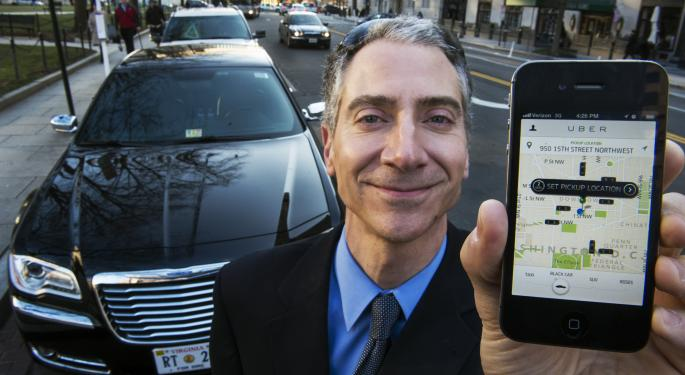 Morgan Stanley Analysts Unexpectedly Impressed By Uber
