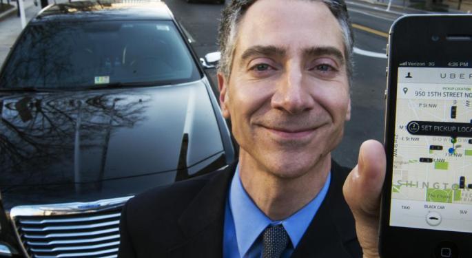 Damodaran Talks Lyft's Counter To Uber