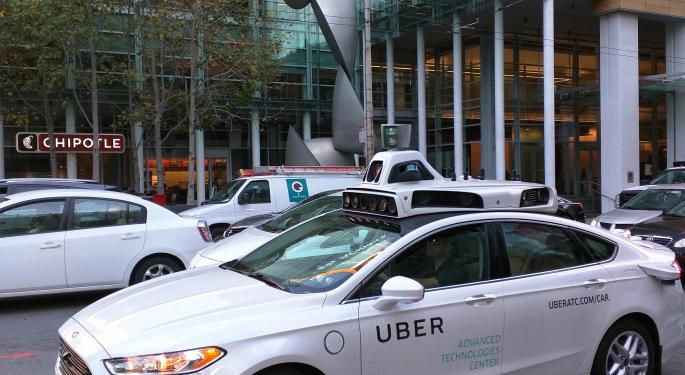 Uber Suffers From Another Setback As Ex-Target Exec Quits After Months On The Job