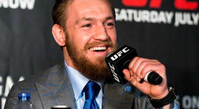 UFC 205 Makes History For Madison Square Garden And UFC