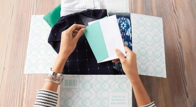 Stitch Fix Soars On Earnings Growth, Touts 3 Million Active Users