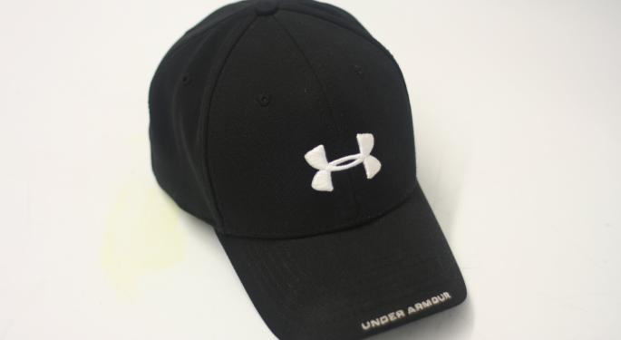Under Armour Has 'Solidifying Fundamentals,' Stifel Says Ahead Of Quarterly Report