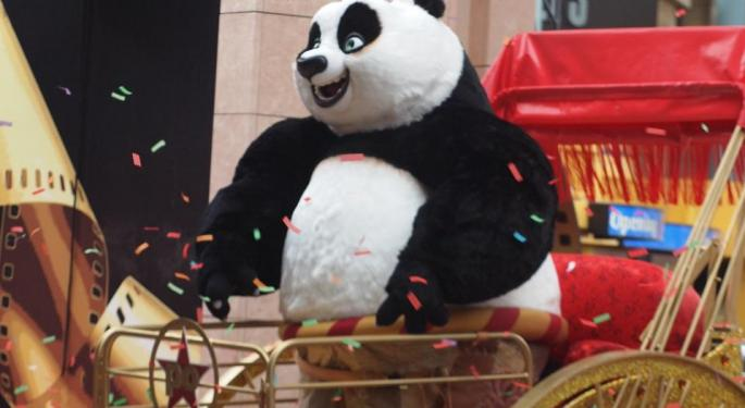 'Kung Fu Panda 3' In Prime Position To Help DreamWorks Animation Maintain Momentum