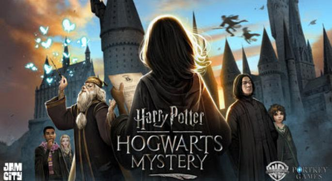 Fans Get First Look At The New Harry Potter 'Hogwarts Mystery' Mobile Game