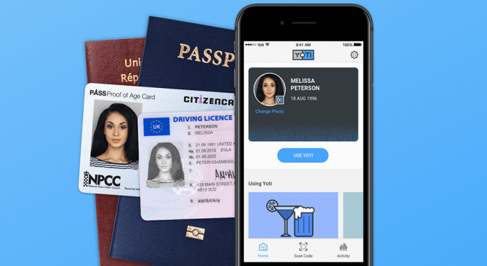Identity App Yoti Lets You Know That The Right People Know You
