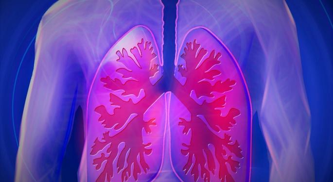 Penny Stock Rips 260% Higher On Fast Track Designation For Experimental Lung Cancer Gene Therapy