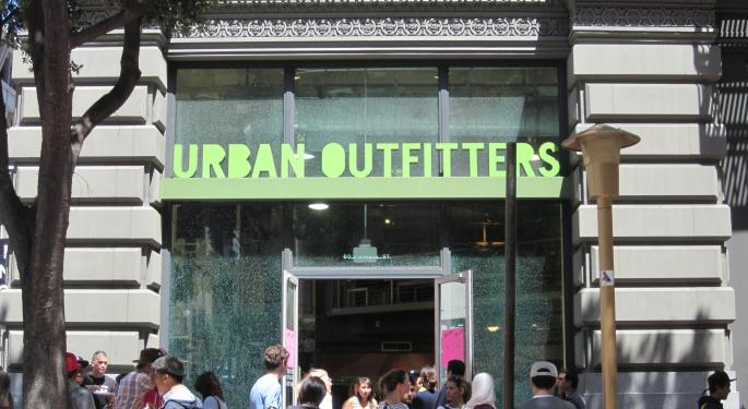 Urban Outfitters Valuation Overly Optimistic?