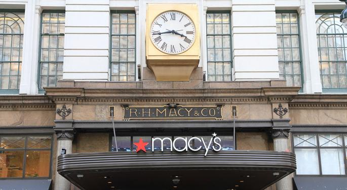 Macy's Earnings A Drag On The Retail Sector