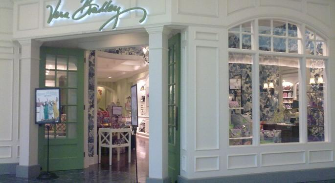 For Vera Bradley, Cowen Says Q4 Could Be The Moment Of Truth