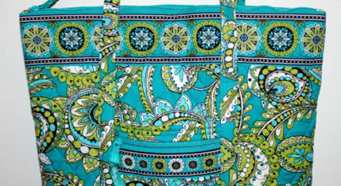 Bagging The Paisleys: Wunderlich's Bullish Thesis On Vera Bradley And PVH