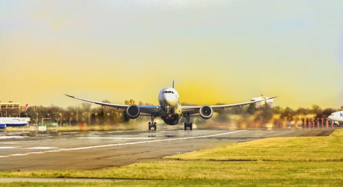 Airline ETF Endures Oil's Rebound