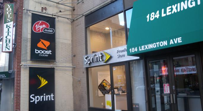Investors Cheer Sprint's Q2 Guidance