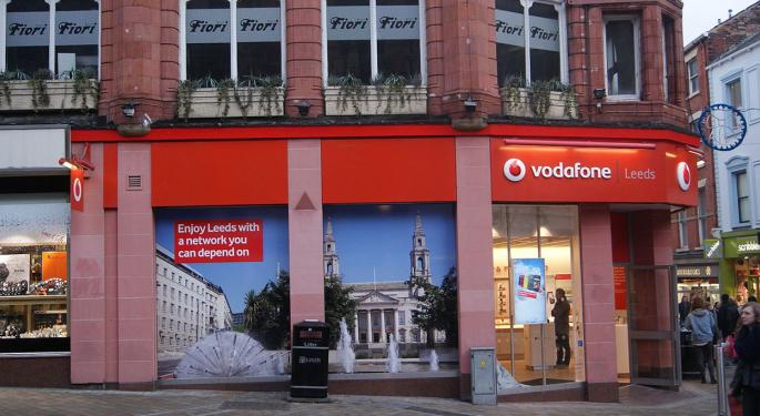 Vodafone's Potential Dividend Cut, Competition, Capital Needs Sideline Jefferies