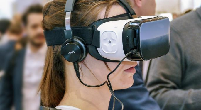 Blurring The Lines Between VR And Real Life: A New Global Economy Is On The Horizon