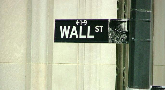 Wednesday's Market Wrap: Dow And S&P Little Changed, Nasdaq Jumps On Apple's Results