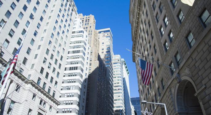 The Market In 5 Minutes: Oil, NAFTA, Buffett, Volkswagen And More