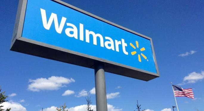 Walmart To Open 10 Chinese DCs Over Next 1-2 Decades