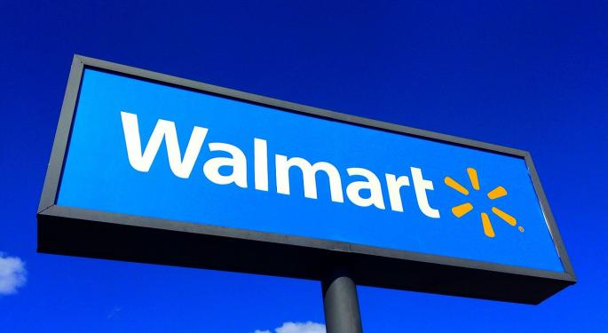 The Street's Early Reaction To Walmart's Q4 Beat