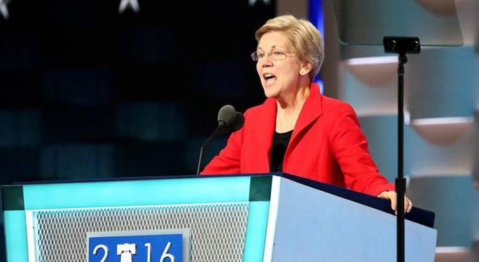 With Sen. Warren On Board, Likelihood Of TransDigm Investigation Has Clearly Increased