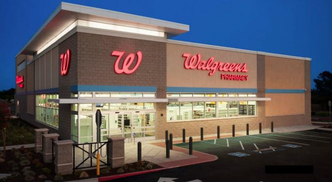 Walgreens Pick Up: Selloff Offers 40% Upside