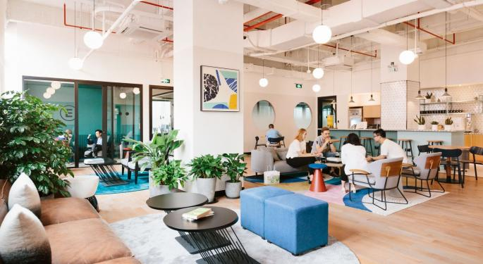 Two Investors Want To Buy Controlling Stake In WeWork China: Reuters