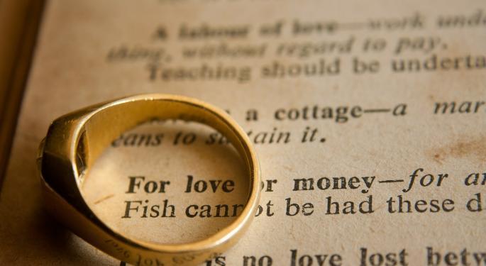 Till Debt Do Us Part: Seeing Your Wedding Through A Financial Lens