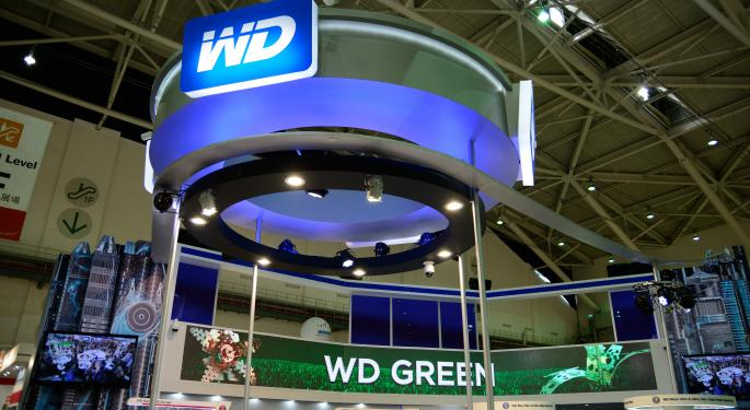 Why Western Digital Is Likely To Deliver A Q1 Beat And Raise
