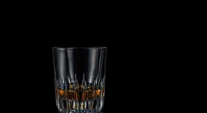 Constellation Brands Sells Black Velvet Whisky Brand
