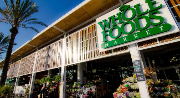 Amazon Brings More Price Cuts To Whole Foods In Time For Holidays