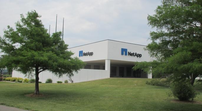 NetApp's Recent Momentum Should Continue; JMP Upgrades