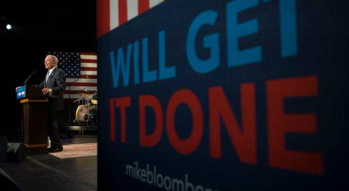 Bloomberg Campaign Turns To Memes To Get Him Elected