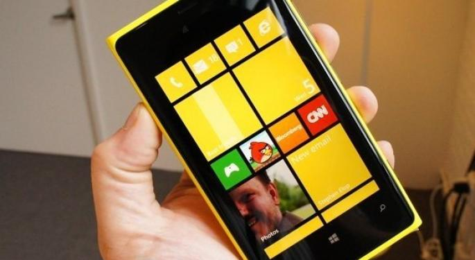 Hearing Windows 8 Phones to Go on Sale in China in December