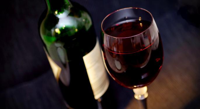 Wine And Spirits Import Tariff Increase