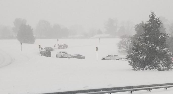 Trucker Dies During Winter Storm Diego; Impact On Travel Continues
