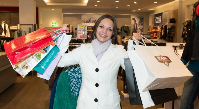 Apparel Stocks Heading Into The Holiday: BMO Sees Opportunity In Off-Price And Specialty Names