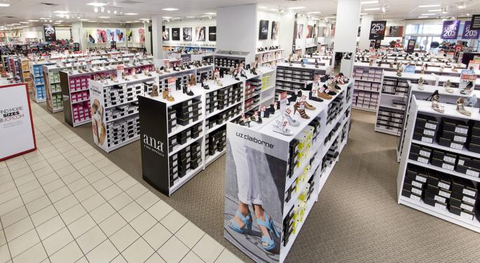 JC Penney's Return To Sales Growth Remains Unclear