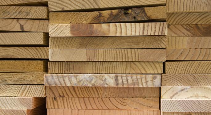 Weyerhaeuser Downgraded By D.A. Davidson, Although Company Is Off To A Good Start