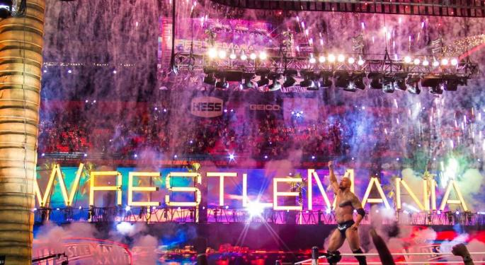 Wrestlemania Boosted WWE Network Subscriptions By 20%