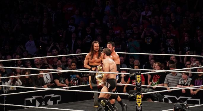 WWE Moving NXT To USA Network Could Disrupt AEW, Fox Plans