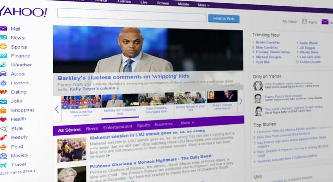 Jim Cramer Suggests Yahoo No Longer In 'Disarray' After Reaching Agreement With Starboard