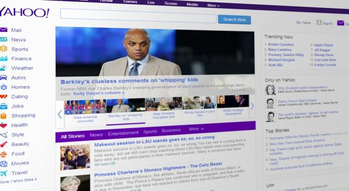Yahoo Reports Mixed Q2 Earnings