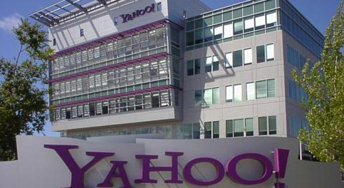 Yahoo Rallies, Calls Alibaba Return To Shareholders 'Historic'
