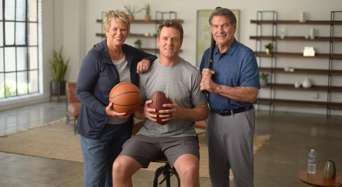 Carson Palmer, Steve Garvey And Ann Meyers-Drysdale Discuss Their Involvement In CBD Brand Level Select