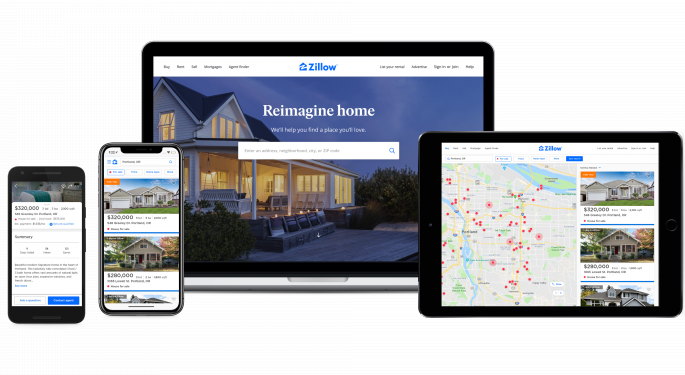 Zillow's Market 'Several Times Larger' Than Investors Expect, KeyBanc Says In Bullish Initiation