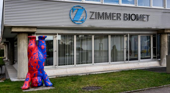 Zimmer Biomet Delivers An Encouraging Bounce-Back In Q4