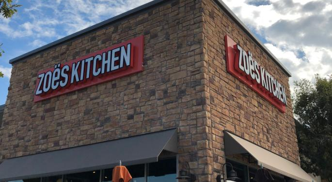 Zoe's Kitchen's Q3 Sets The Table For A Strong 2018